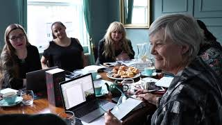 CWIP Unpublished Book Judging 2019