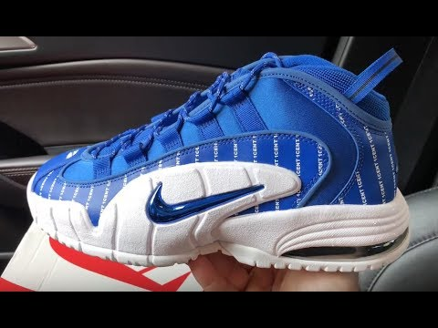 Nike Air Max Penny 1 Pinstripe sneaker