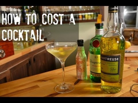 wine article How to Cost Out a Cocktail
