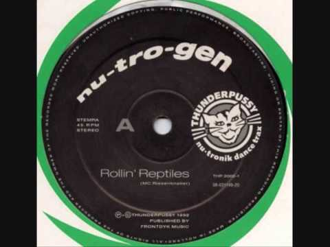 NU-TRO-GEN - ROLLIN REPTILES 1992
