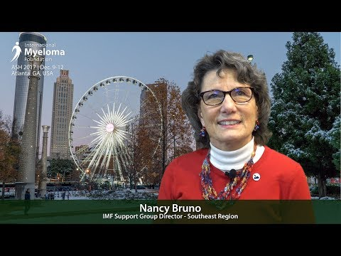 ASH 2017: Patient Perspective  - Nancy Bruno