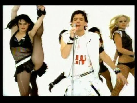 JC Chasez - All Day Long I Dream About Sex (Camel Riders Filthy Radio Mix) Music Video