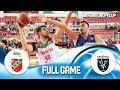 Pinar Karsiyaka V Z Mobile Prishtina - Full Game - FIBA Europe Cup 2019