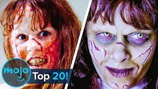 Top 20 Most Parodied Movie Scenes