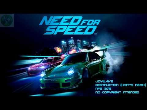 Joywave - Destruction (KOPPS Remix) NFS 2015 (OST)