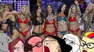 Victoria's Secret Laughs At SJW RAGE
