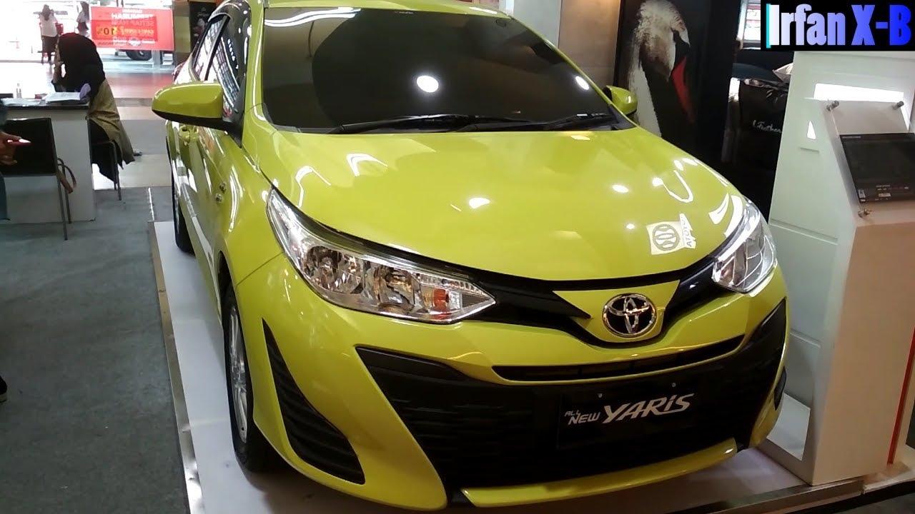 Kelebihan Harga Mobil Yaris 2018 Spesifikasi