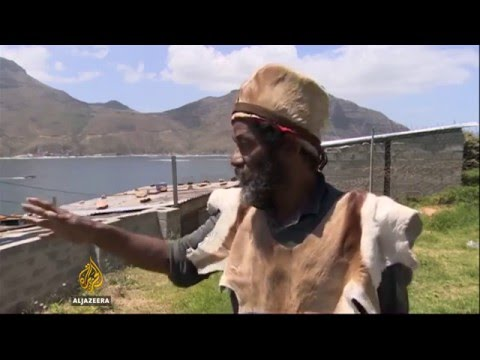 South Africa land claims: Khoisan people feel cheated