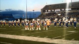 Bands A Make Her Dance: Morgan State VS University at Buffalo