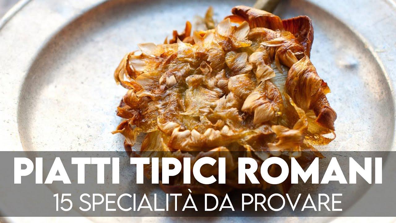 15 Piatti Tipici Di Roma La Cucina Romana Autentica Dissapore