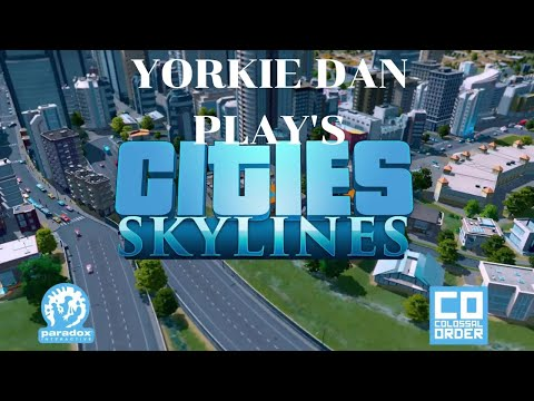 Cities Skyline| A new start| Ep 1 |