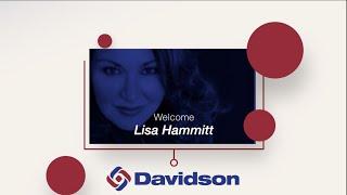 AI Expert Lisa Hammitt Joins Team Davidson