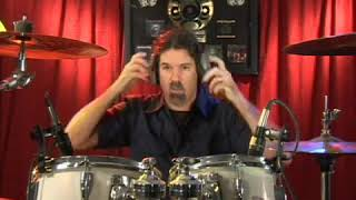 Intermediate Blues Drum Beats