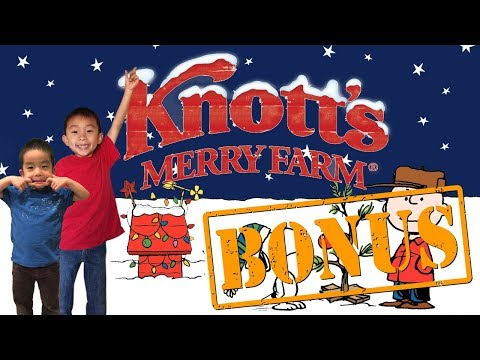 Knott's Merry Farm 2017 (Knott's Berry Farm in Buena Park, California)