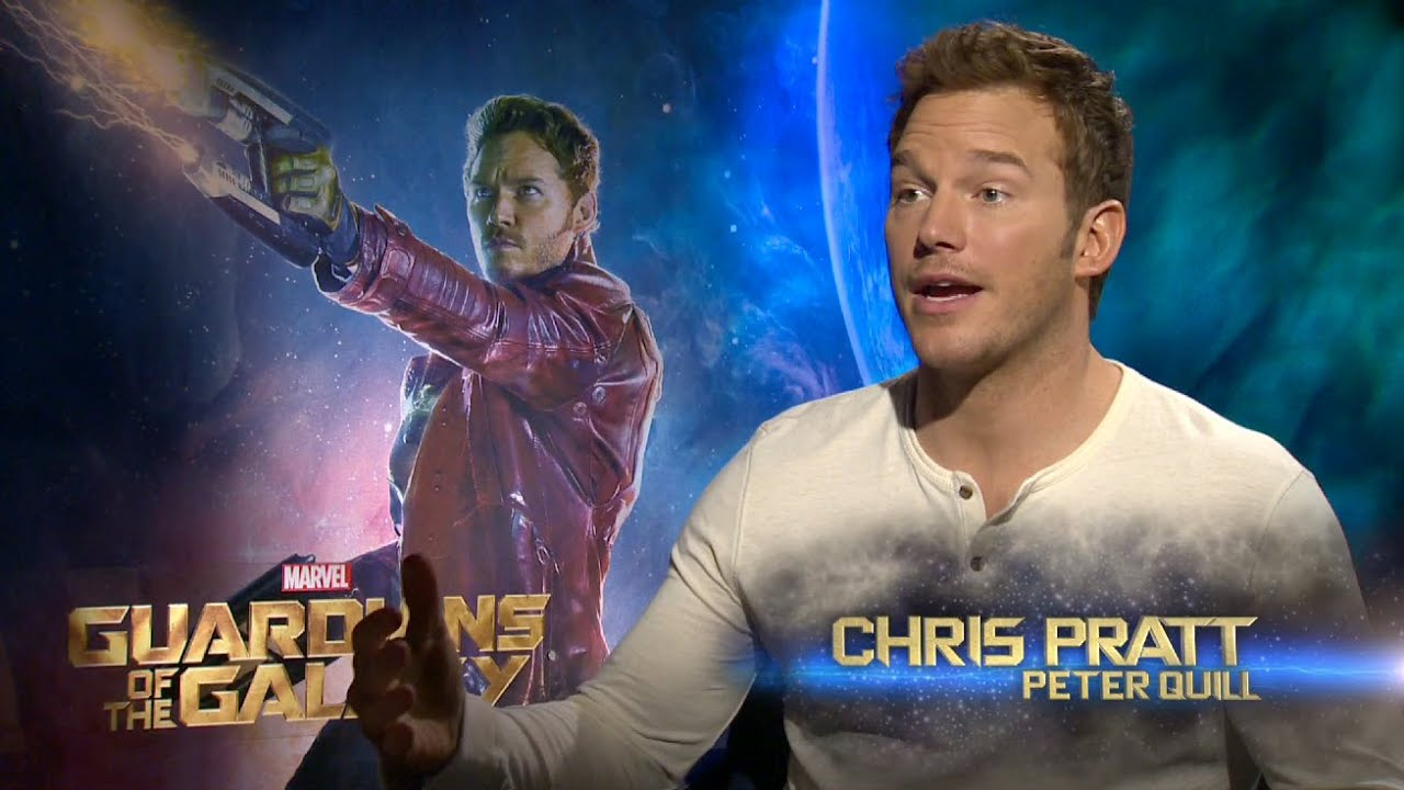 Guardians of the galaxy cast talks imax youtube