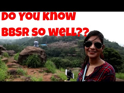 BHUBANESHWAR City | Top Tourist Places | Udaygiri, Khandagiri, Lingraj Temple |
