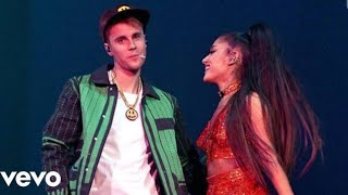 Ariana Grande And Justin Bieber Performing Sorry On Stage At Coachella 2019