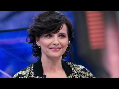 Affaire Weinstein : Juliette Binoche à contrecourant