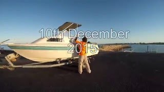 crabbing in ceduna south australia gopro footage