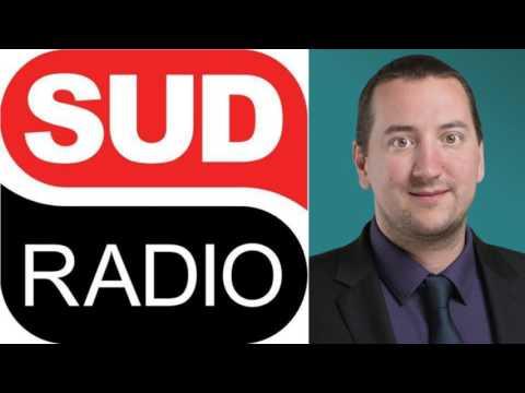 Sylvain GARGASSON - Sud Radio Émission Vive l'euro ! du 02/05/2017
