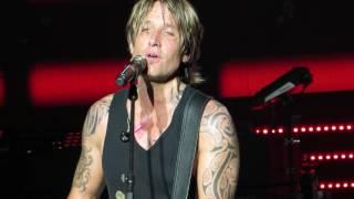 "Keith Urban ""Stupid Boy"" (Acoustic) Live @ PNC Arts Center"