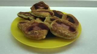 Оладьи объеденье Простой рецепт закусочных оладьев Быстрый завтрак