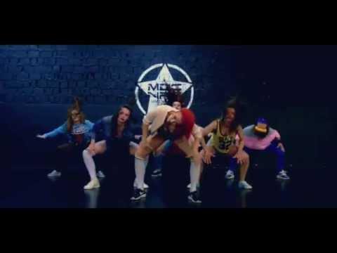Santo domingo dance team |reggaeton fusion | choreo by Anna Bedenyuk | Sin miedo - Divino