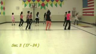 Cheesecake - Scott Blevins, Rachael Mcenaney & Joey Warren - Line Dance