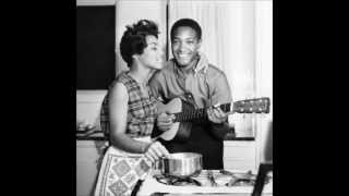 Sam Cooke & Eric Clapton - Somebody ease my troublin mind - lyrics