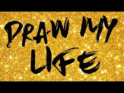 Draw my life История моей жизни Мои секреты Правда о моей работе и учебе