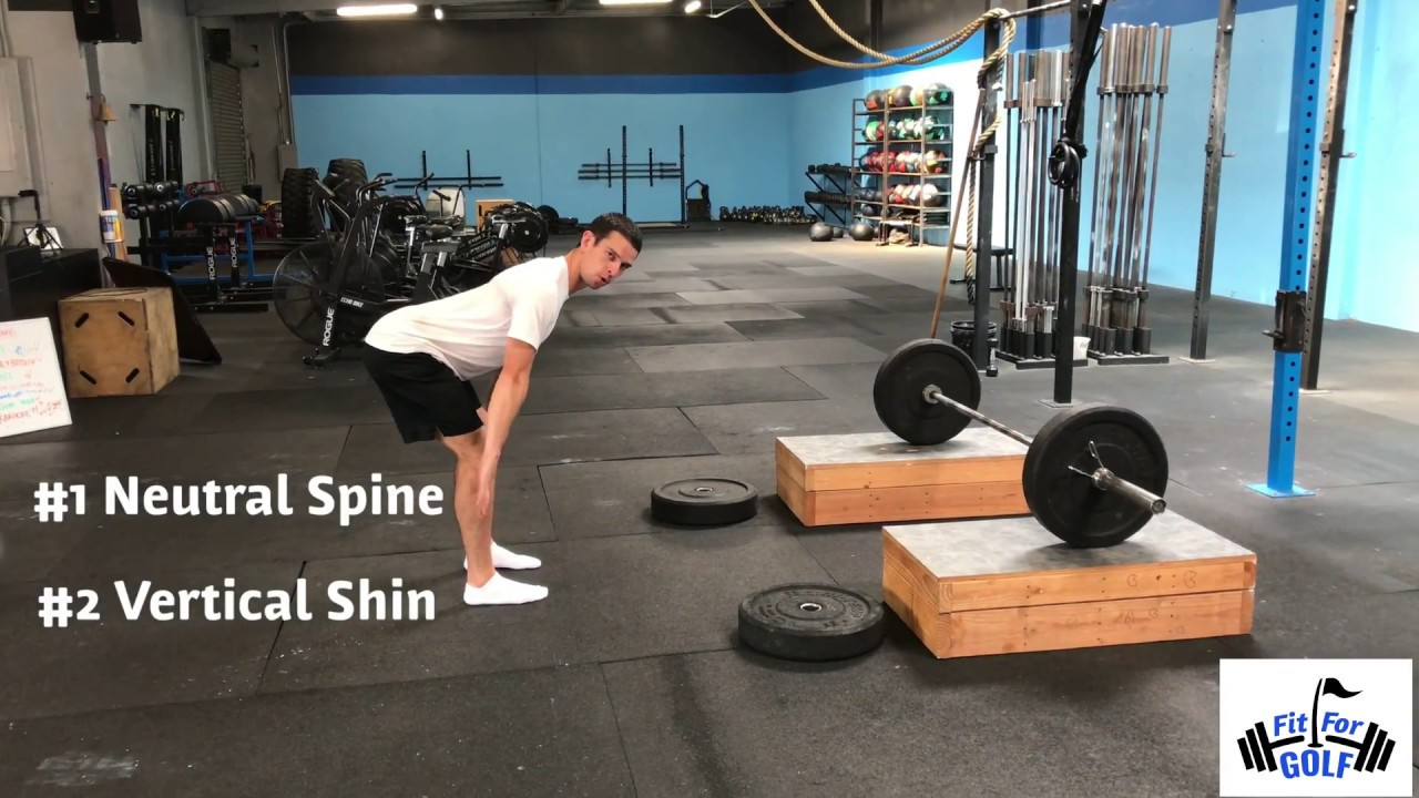 Complex Training For Power Development In Golfers – Fit For Golf