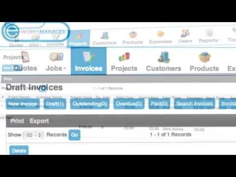 E Works Manager - #1 Job Management Software
