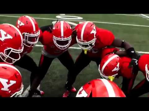 YSU Secondary 2016 Hype Video | @YoungstownStFB