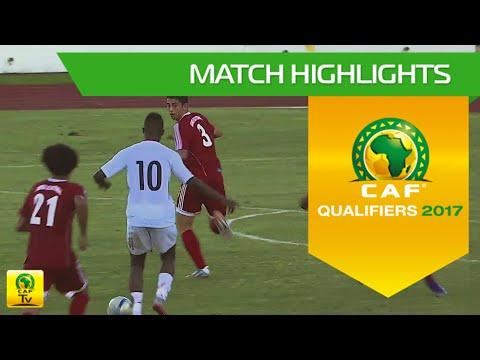 Equatorial Guinea vs Mali | Africa Cup of Nations Qualifiers 2017