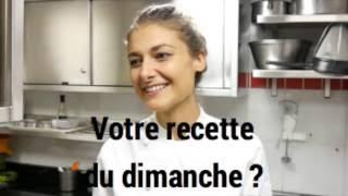 4 questions à Jessica Préalpato, chef pâtissière, restaurant Alain Ducasse au Plaza Athénée