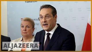 🇦🇹 Austrian far-right leader quits over sting, coalition teeters | Al Jazeera English