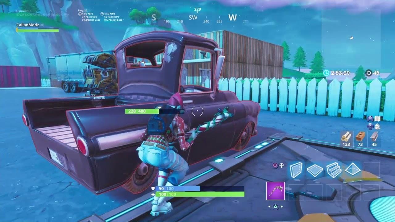 Fortnite Creative Mode Nuketown Gun Game