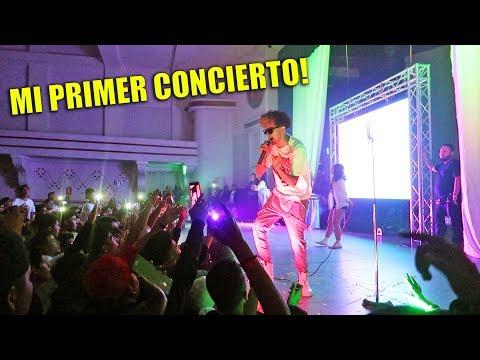 MI PRIMER CONCIERTO DEL AÑO! (HotSpanish)
