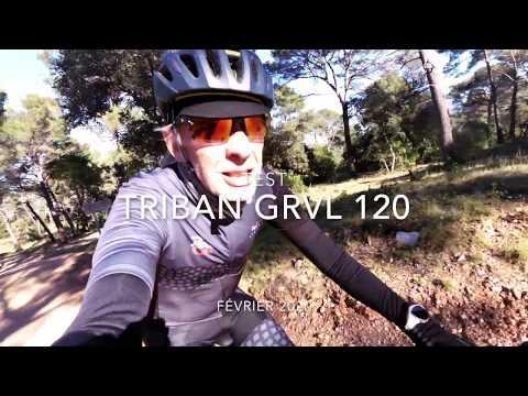 Test du gravel TRIBAN GRVL 120