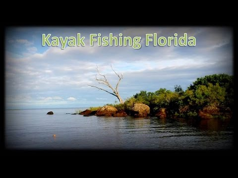 Kayak fishing florida inshore slam redfish flounder for Florida 3 day fishing license