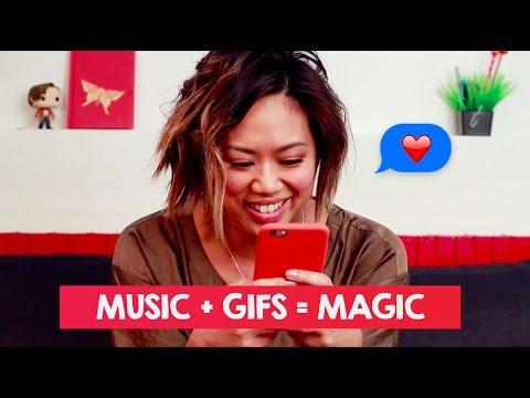 TuneMoji: MUSIC + GIFS = MAGIC