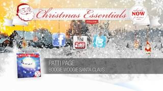 Patti Page - Boogie Woogie Santa Claus