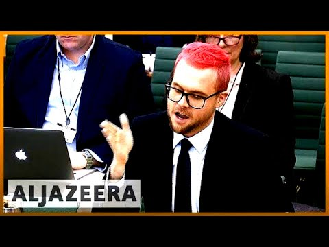 🇬🇧 Whistle-blower: Brexit vote part of Facebook data scandal | Al Jazeera English