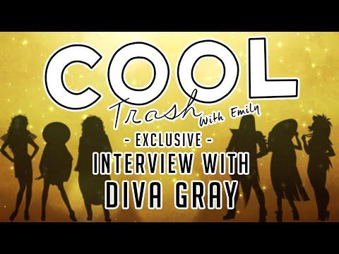 Interview with Diva Gray - JEM backing singer & '70s disco legend!
