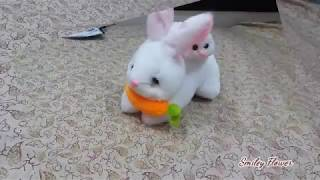 Soft toy Unboxing from filpkart bunny rabbit soft toy Unboxing review from filpkart in hindi