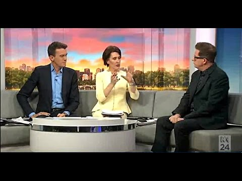 ABC Breakfast News Australia - Interview with Matthew Bourne about Lord of the Flies