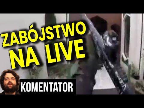 Zabójstwa na Streamie i Bezradność Policji - Nieznane Fakty Analiza Komentator Live Na Żywo Pieniądz