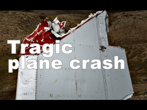 Life in Svalbard - Leben in Spitzbergen EPISODE 10   Plane Crash