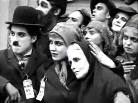 Charlie Chaplin The Immigrant