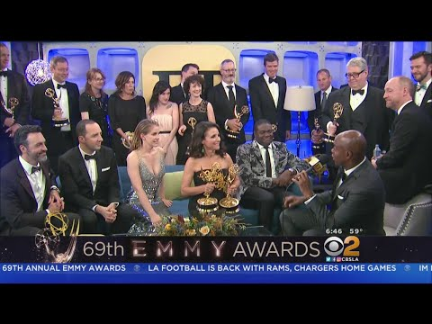Kevin Frazier's Favorite Emmys Moments, Fashion